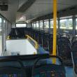 2階建てバスで郊外へ