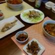 今日のお弁当と晩ごはん180116