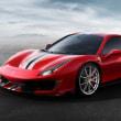 【フェラーリ】新型「488 Pista」はV8ツインターボで720ps!世界初公開へ!