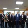 【祝】中川雅治環境大臣を表敬訪問しました。