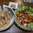11月12日(月)根菜の煮物