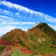 大山の紅葉 2017 三鈷峰方面 チャプタ―⑥