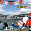 小学校の運動会へ!!