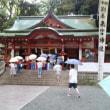 恒例の南熱海家族旅行
