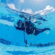 プールで限定水域の講習!! 2017年 8月17日
