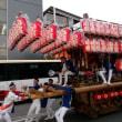 10/8(日)、「三日市町 地車(ダンジリ)祭り」