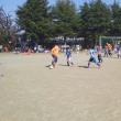 AC長野パルセイロサッカー教室in浅川小