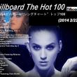 """アメリカ発(2014 3/1)USAビルボード""""シングル/ランキング/トップ100/ユーチューブ動画付 1位- 20位/音楽"""