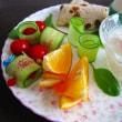 サークルの日♡ワンプレート食卓♪