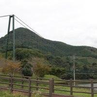 もみじ谷大吊橋と千本松牧場へお出掛け♪