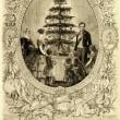 女王ヴィクトリア と クリスマスツリー