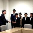 共産党都議団が「東京五輪招致をめぐる贈賄疑惑の解明を求める申し入れ」