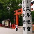 上賀茂神社(賀茂別雷神社)五月の京都