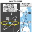 準天頂衛星みちびき3号機、打ち上げ成功 地上の位置を高精度に測定へ
