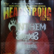 HEADSTRONG FES.18 in 川崎