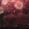 日本の夏   淀川の花火