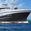 過去25年間で最大規模のトロール工船   Skipstekniskが設計