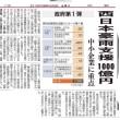 「京都新聞」にみる原発・災害・環境など―74(記事が重複している場合があります)