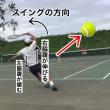 ■フォアハンドストローク  「ナダル風 ムーンボールを打つラケットワーク」 〜才能がない人でも上達できるテニスブログ〜