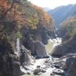 龍王峡ハイキングコース「オレンジやピンクの紅葉」
