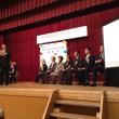 長岡京市環境フェアでグリーンカーテンコンテスト表彰式