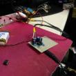 CDP-555ESJのPCB部品でヘッドフォンアンプ製作