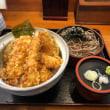 みんな大好き 天丼セット (´▽`)