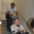 バリアフリー  「早く」 仙台市議会傍聴、障害者団体が訴え