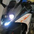 390CUPの仲間が増えると嬉しいなぁ~!KTM RC390ベース車として!^_^