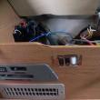 DIY(キャンピングカーの中で家電が使用できるようにDIY)