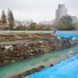 駿府城の歴史を紐解く 広く発信「天守台発掘調査」