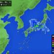 台風5号 ~東海地方~