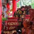 台湾ツアー 極彩色・台湾最大の廟 文武廟 5