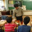 10月15日石神井台小学校のクラブ活動の風景