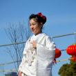 中国春節祭 in 天王寺 2 ~着物ショー