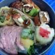 09/18、月曜日の弁当は・・・鶏肩肉のあんかけっ!><