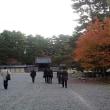 【紅葉先取り?】 京都 DE MOMIJI♪ ところで ふうちゃん