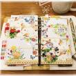 [バイブルサイズ手帳]11月のウィークリーデコ no.1&2 見て楽しむ手帳づくり
