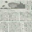 #akahata 村上康成 ヤマメの命がめぐる川/画家たちの季節<4> 松本猛・・・今日の赤旗記事