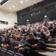 北山杉の歴史講演と映画「古都」の上映会。