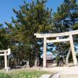 住吉神社に巡検