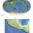 メキシコで地震がありました。