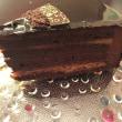 GODIVAのチョコレートケーキ