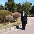 松川村立松川小学校卒業式・明治時代の似たおひなさま