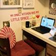 キッチンの小さなスペース。。。