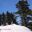 残雪の錫ヶ岳30APR2017