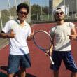 手術後初のテニス!復帰戦となった「JTPツアー2018」は12回大会です!