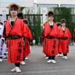 富士見町内会祭りの夏舞徒・・2