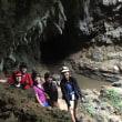 ピナイサーラ滝壺&星砂の浜&洞窟探検ツアー 西表カヌーツアー