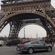 欧州ドライブ・親子旅 14  エッフェル塔へ
